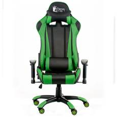 Крісло ExtremeRace black/green Special4You