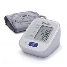 Тонометр автоматичний Omron M2 BASIC з адаптером і віялоподібною манжетою 22-32 см