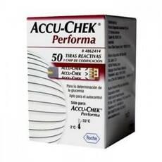 Тест-полоски Accu - Check Performa, 50 шт.