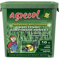 Добриво Agrecol для газонів 10кг.