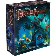 Настільна гра Hobby World Герої Терринота (Heroes of Terrinoth) (915100)