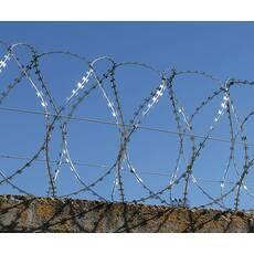 Егоза спиральный барьер безопасности Кайман ЗКР-С «Егоза-Стандарт-600/5»
