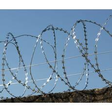 Егоза спираль из колючей проволоки Кайман ЗКР-С «Егоза-Стандарт-500/3»