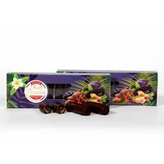 """Конфеты глазированные """"Fruit paradise"""" чернослив, 0,180 кг"""