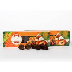 """Цукерки глазуровані """"Fruit paradise"""" курага, 0,180 кг"""