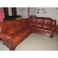Шкіряний диван кутовий Lord 3Rx1