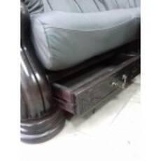 Шкіряний диван кутовий LEON 3Rx1