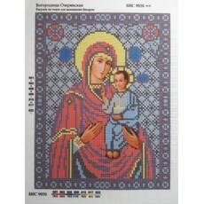 Богородица Озерянская 18.5х24 см
