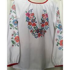 Заготівля сорочки (пошита)  ''Квітчаста''