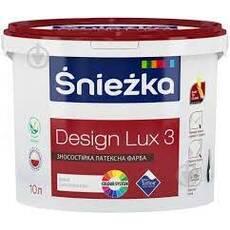 Sniezka Design Lux 10 л.