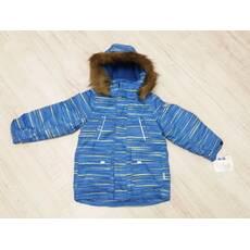 Термо куртка зима ТМ Garden Baby 128, Синий