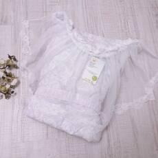Одеяло-конверт  с вуалью белое ТМ Happy Tot