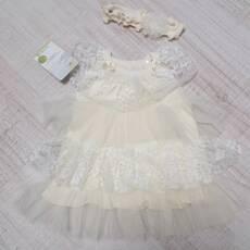 Платье с повязкой ТМ Happy ToT