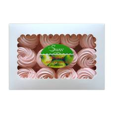 Зефир  Яблочный (розовый) фасованый