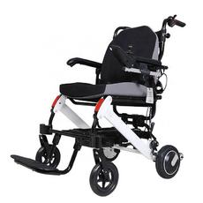 Легка доладна електроколяска для інвалідів MIRID D6033
