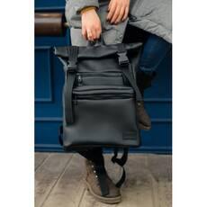 Рюкзак RollTop 0SHn черный