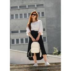 Женский рюкзак Sambag Este MB белый