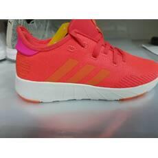 Кроссовки женские розовие Adidas Cloudfoam f34650 38 2/3размер 24см оригинал