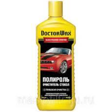 DW5673 Поліроль-очищувач скла, фар DoctorWax 300мл