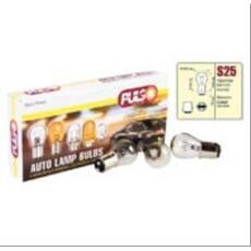 Лампа PULSO/габаритная LP - 25152 S25/BAY15d/P21/5W 12v 21/5W clear/ 2конт.