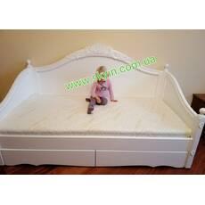 Дитяче підліткове ліжко Скарлет софа без оббивки