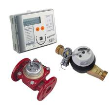 Лічильник тепла Supercal 531 для закритих систем опалення/кондиціювання