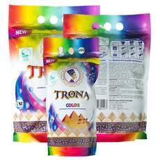 Порошок пральний безфосфатний TRONA Color 1,0 кг