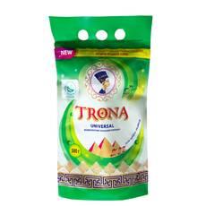 Порошок стиральный бесфосфатный TRONA Universal 0,5 кг