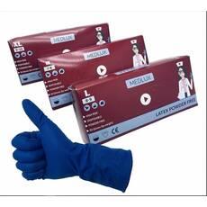 """Купити робочі рукавички """"MEDLUX"""" оптом на 7 км"""