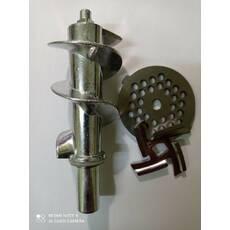 Шнек, ніж і грати на м'ясорубку ALASKA MG - 1060a
