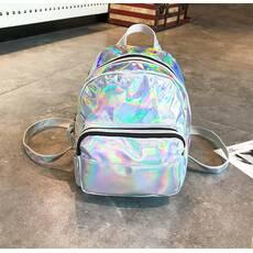 STK рюкзак Голограми срібло