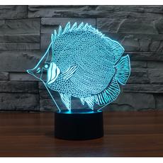 """STK Нічник 3d """"Риба"""""""