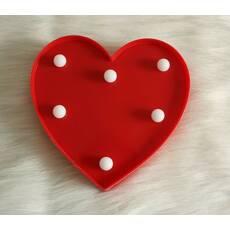 STK Ночник Сердце