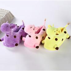 STK Детские тапочки- игрушки Жирафы