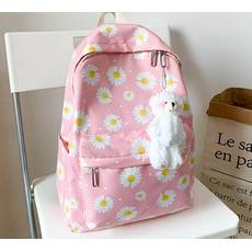 STK Рюкзак Ромашки рожевий