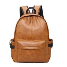 STK Коричневый большой городской рюкзак