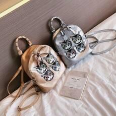 STK Небольшой рюкзак с мордочками