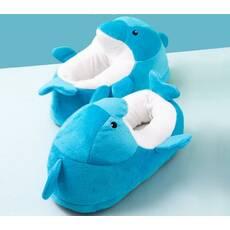 STK Тапочки Дельфины детские 38-39 подходит на 36-38