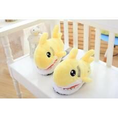 STK Тапочки-іграшки жовті Акули, 36-39