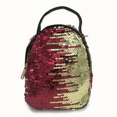 STK Рюкзак в паетках разноцветный