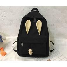 STK Рюкзак з вушками чорний