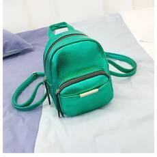 STK Маленький яркий рюкзак зеленый