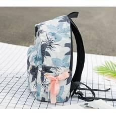 STK Рюкзак світлий з кольорами середнього розміру