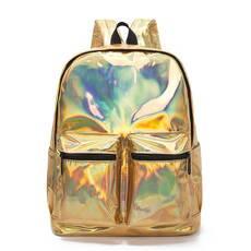 STK Голограммный рюкзак золото