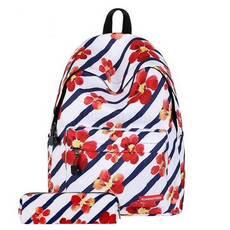 STK Рюкзак с принтом цветов