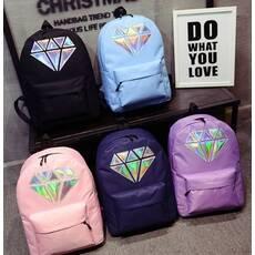 STK Городской рюкзак с кристаллом