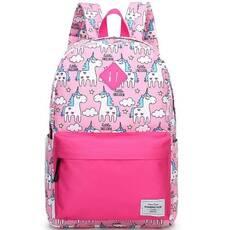 STK Рюкзак рожевий Однороги