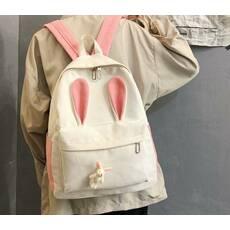 STK Рюкзак с ушками белый