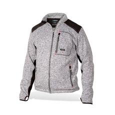 Куртка - кардиган рабочая утепленная OXFORD серая (tm SIZAM)