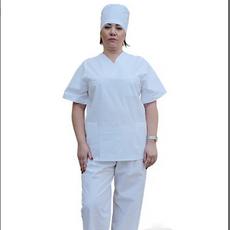 Костюм хирургический бязевый